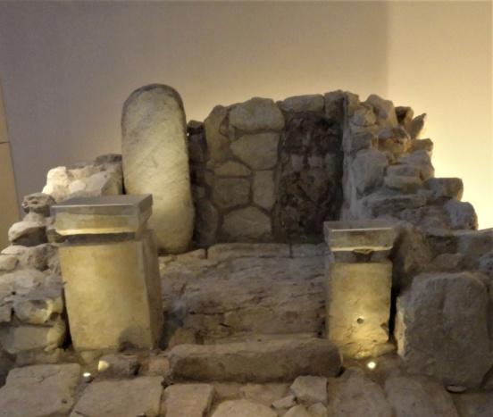 018. ¿Cannabis en un templo dedicado a Yahvé?
