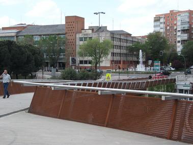 PASARELA DE LA M-30 (IV): Parque de las Avenidas