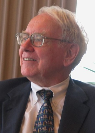 Warren Buffett. Wikipedia.