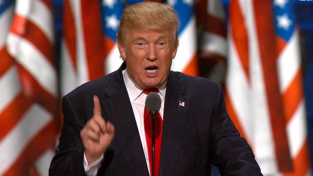 Donald Trump, signo de los tiempos.