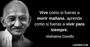 DIA MUNDIAL DE LA NOVIOLENCIA, 2 DE OCTUBRE, CUMPLEAÑOS DE MAHATMA GANDHI. Gandhi Jayantri day.