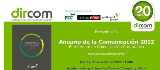 Anuario de la Comunicación 2012