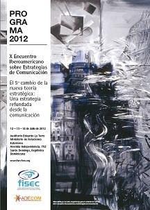 Programa X Encuentro FISEC 2012 en República Dominicana