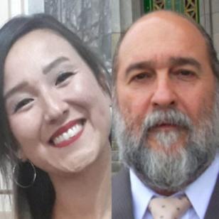 Rubén Canella y Luz Canella Tsuji, Universidad Nacional de Lomas de Zamora. Argentina, Capítulo Argentino FISEC.