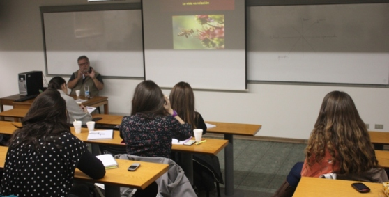 La NTE en el Magcom de la Universidad Diego Portales