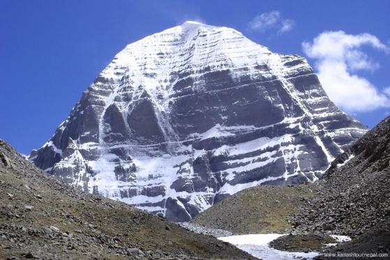 Kailash: la madre de todas las pirámides