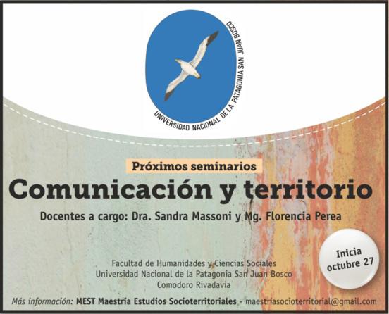 Comunicación y territorio