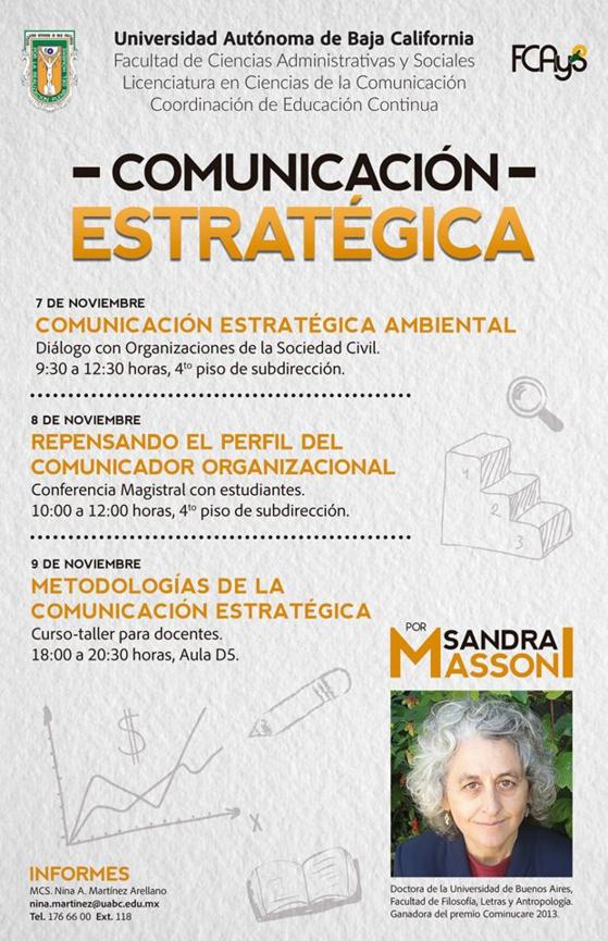 Comunicación estratégica ambiental en Ensenada (México)