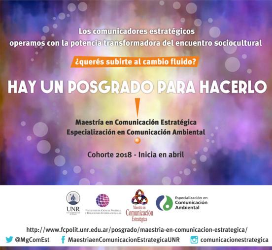 Posgrado en Argentina.