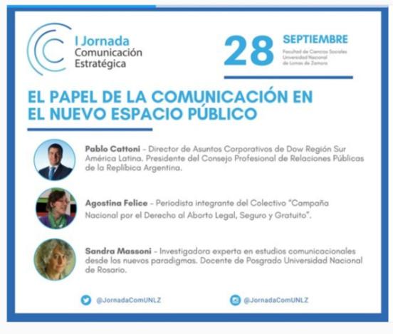 Comunicación y espacio público