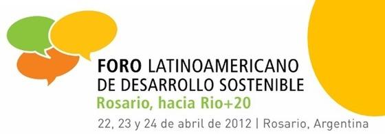 Foro Latinoamericano de Desarrollo Sostenible.