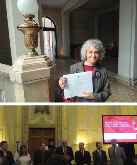 Premio a la innovación en la formación de posgrado para nuestra Maestría