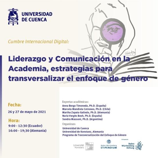 Cumbre internacional digital: Liderazgo y Comunicación en la Academia