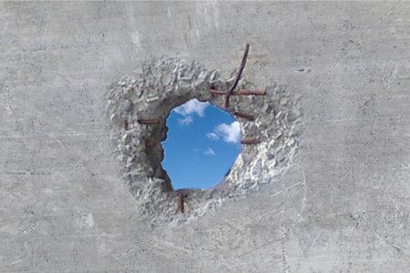 ¡Abre la muralla!