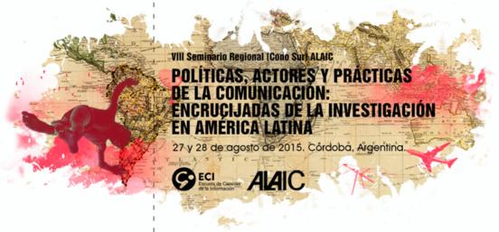 Presentación en el Seminario Regional Cono Sur de ALAIC