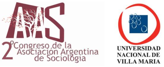II Congreso de la Asociación Argentina de Sociología Pre ALAS 2017