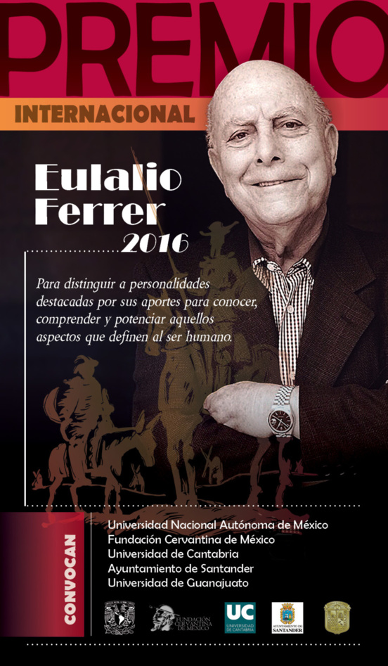 Premio Internacional Eulalio Ferrer 2016