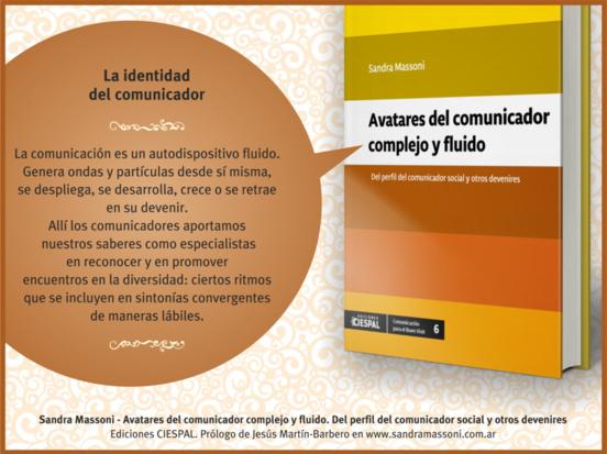 La identidad del comunicador