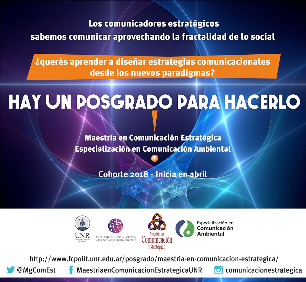 Comunicación estratégica en Rosario