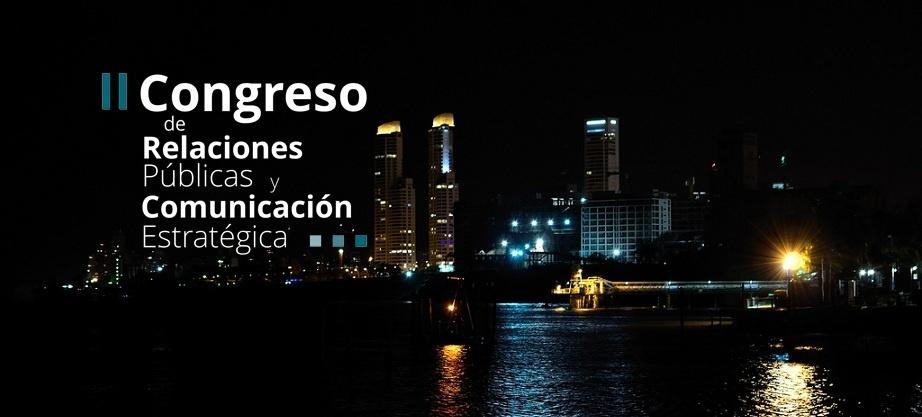 II Congreso de Relaciones Públicas y Comunicacón Estratégica de Rosario