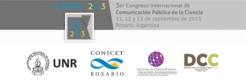 Comunicación Pública de la Ciencia