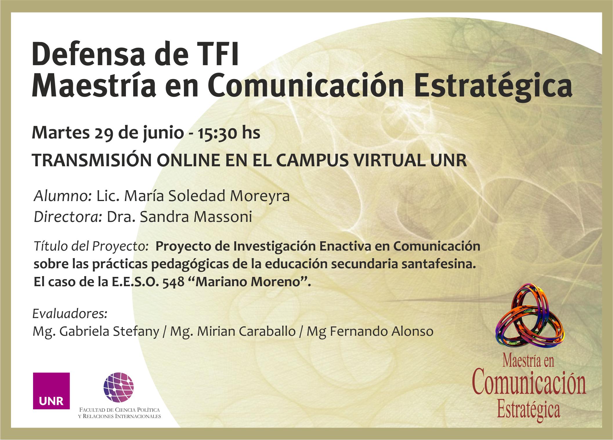 Comunicación estratégica y educación