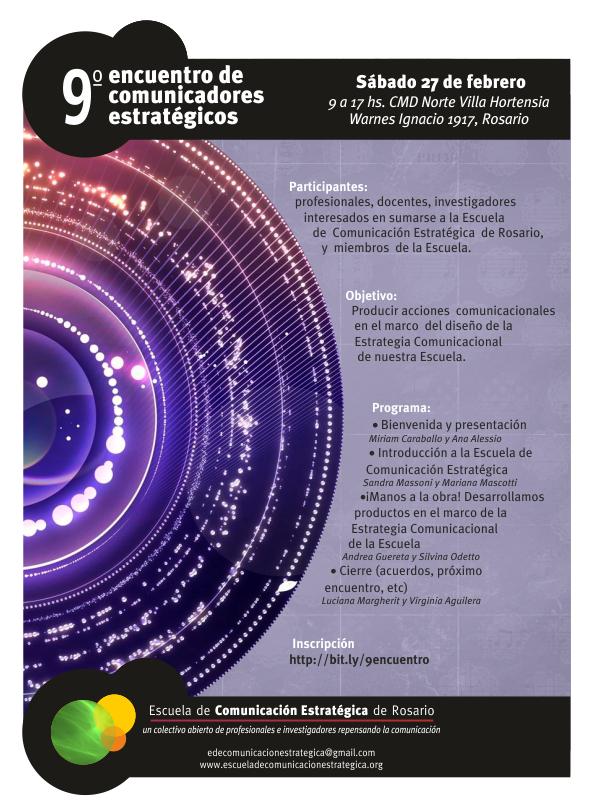 9º Encuentro de Comunicadores Estratégicos