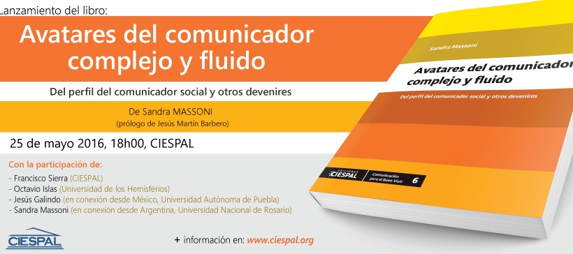 Lanzamiento nuevo libro en CIESPAL