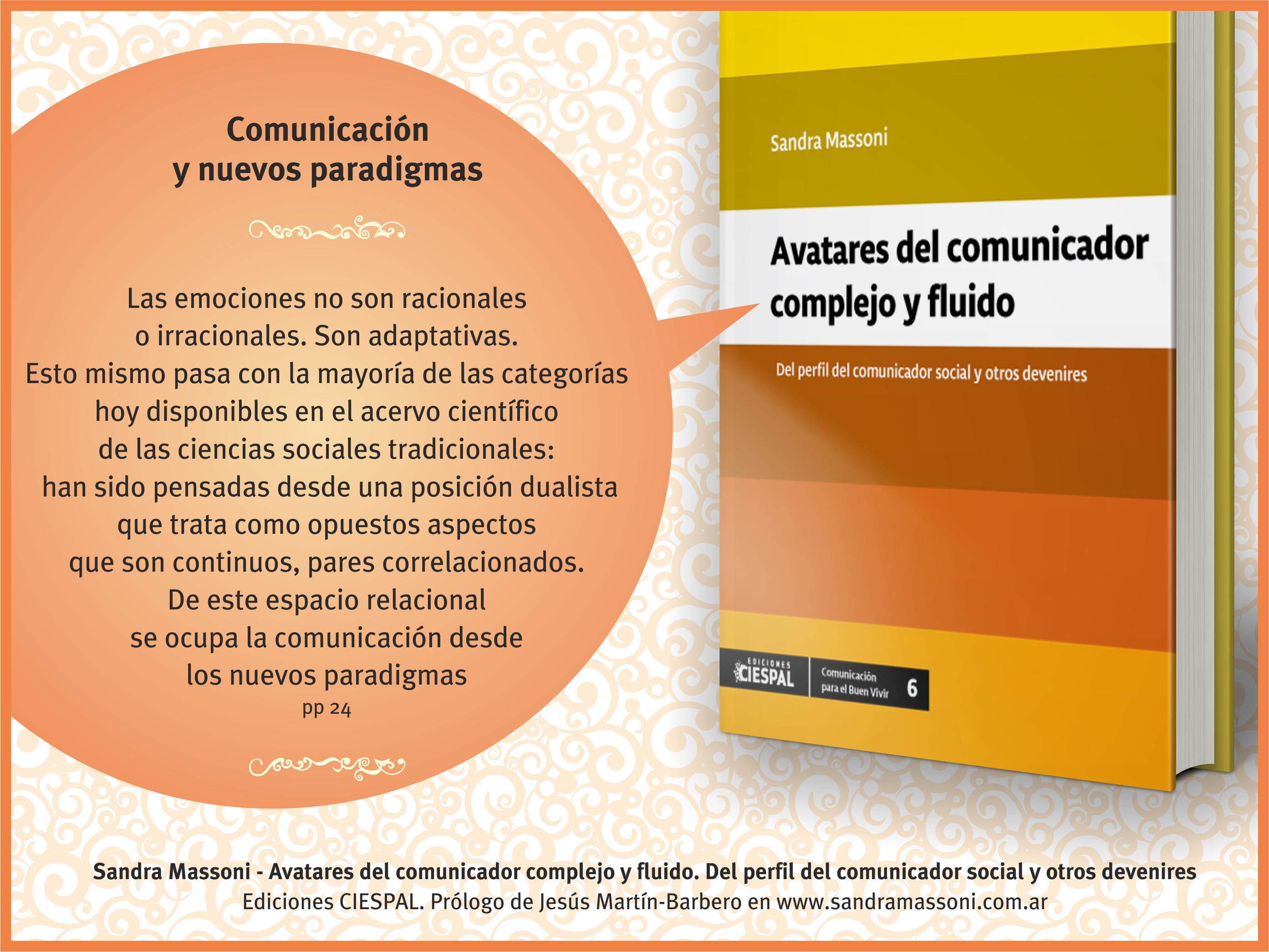 Comunicación y nuevos paradigmas