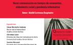 Conversatorio y presentación de libro