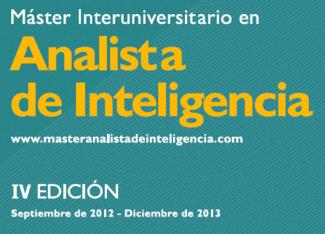 Master Interuniversitario Analista de Inteligencia