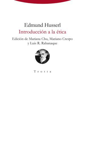 Introducción a la etica