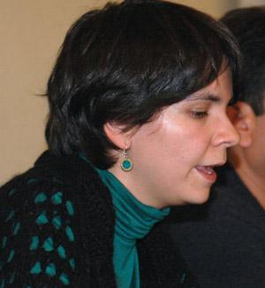Olga Muñoz.
