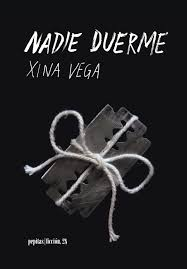 "Xina Vega presenta su novela ""Nadie duerme"" en Madrid"
