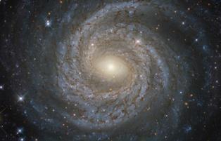 Imagen: Judy Schmidt. Fuente: ESA/Hubble y NASA.