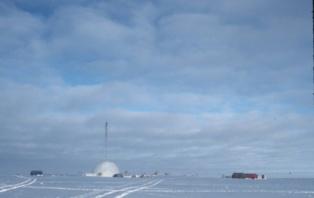 Los investigadores analizaron núcleos de hielo de Groenlandia y la Antártida. Imagen: Stolper et al. Fuente: Universidad de Princeton.