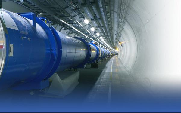 LHC. Fuente: CERN.