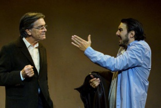 Momento de la representación. Fuente: Teatro Español.
