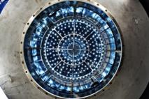 La cámara CLOUD que ha permitido el descubrimiento. Foto: CERN