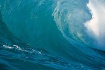 Momento de un tsunami