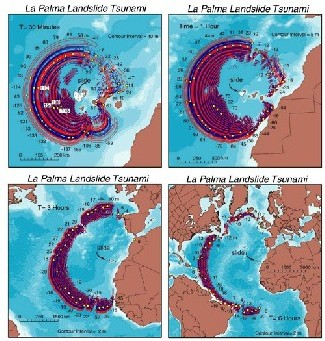 La sombra atlántica según el Benfield Hazard Research Centre