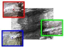 Figura 4. Mosaico con detalles del estudio