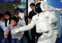 Un robot de nombre Asimov