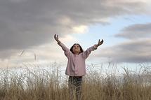 La espiritualidad garantiza la felicidad de los niños
