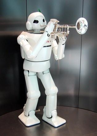 Los robots podrían liberarse de las limitaciones de la organización mental humana
