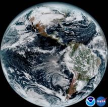 Foto: NOAA/NASA