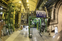The LHCb cavern (Image: Maximilien Brice/CERN)