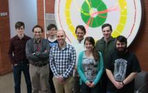 El equipo de científicos del IFC de Valencia que lidera el estudio, en el que participan casi 3.000 autores. Foto: IFC