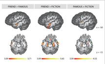 Reacciones cerebrales ante personajes conocidos. PLoS.