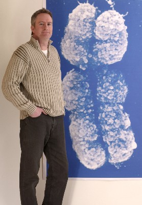 Mark Ross, director del proyecto. Instituto Sanger